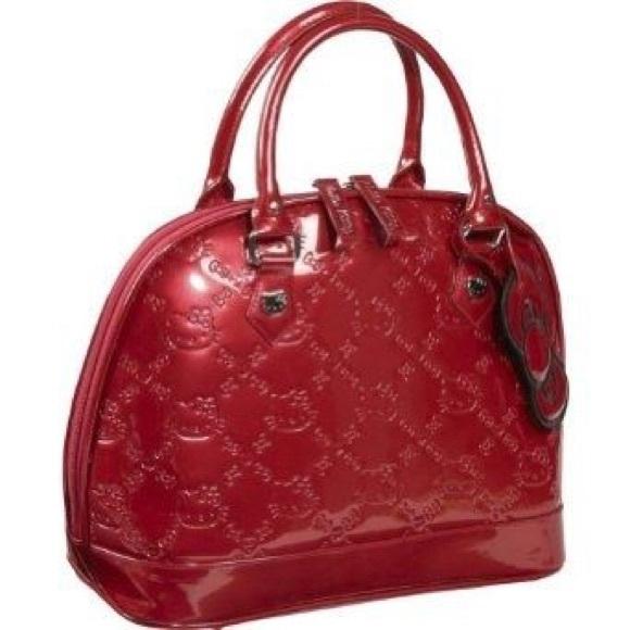 060074ff5 Loungefly Bags | New Sealed Sanrio Hello Kitty Tote Bag | Poshmark